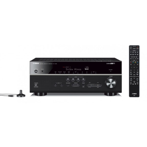 Yamaha RX-V685 7.2-Channel AV Receiver