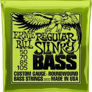 Ernieball Slinky Nickel Wound Electric Bass String