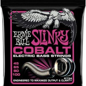 Ernieball Slinky Cobalt Electric Bass String