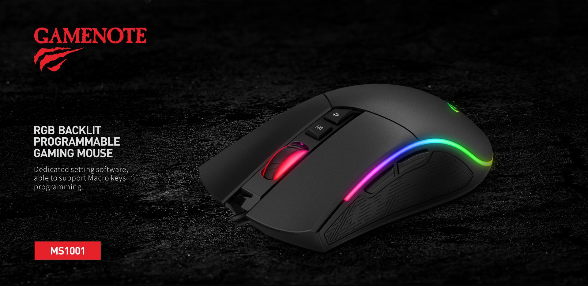 Havit MS1001 Gaming Mouse